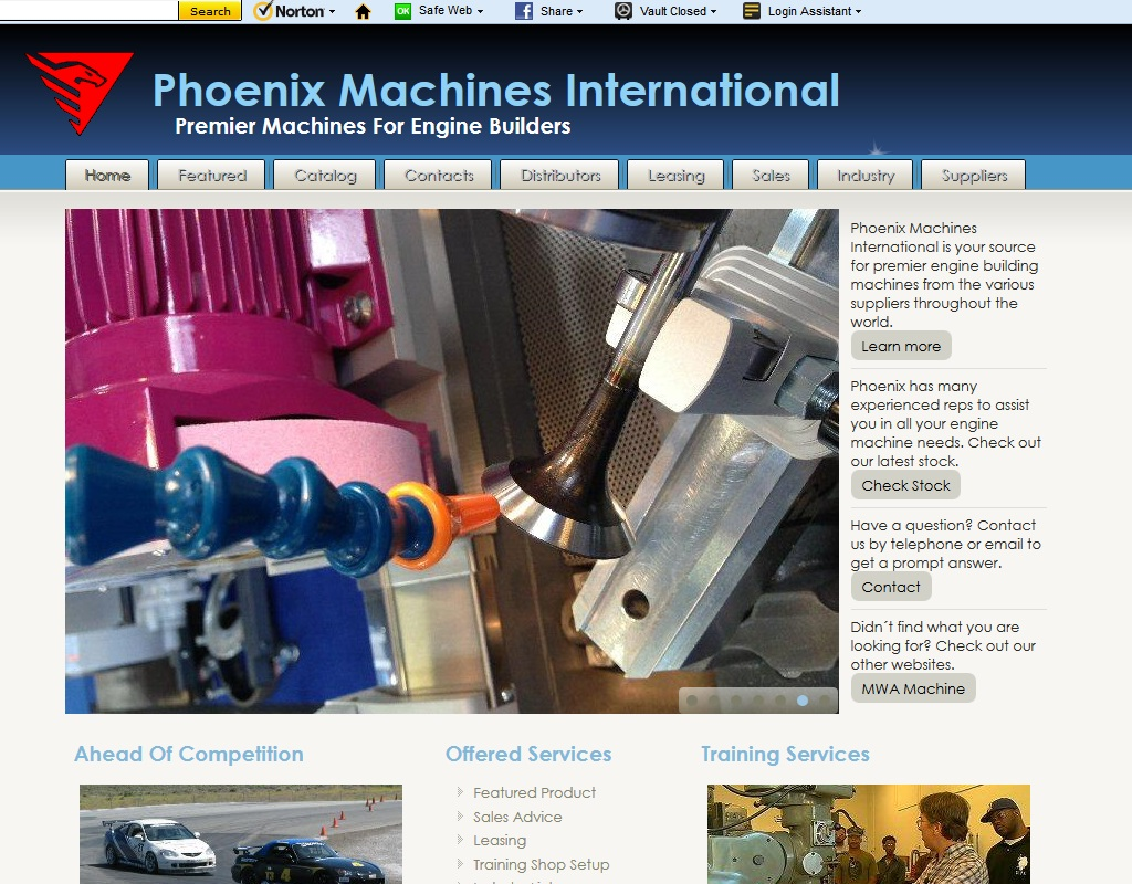 Phoenix Machines International